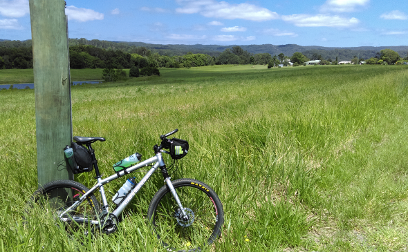 Eumundi Queensland by bicycle