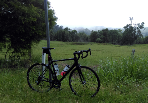 Trek Emonda road bike Mt Mee Queensland