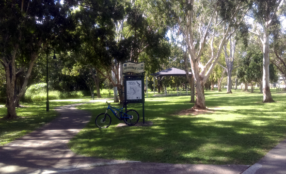 Huxtable Park Brisbane Queensland