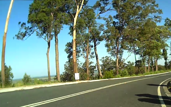 Cycling Nambour Queensland