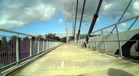 University of Queensland Green Bridge