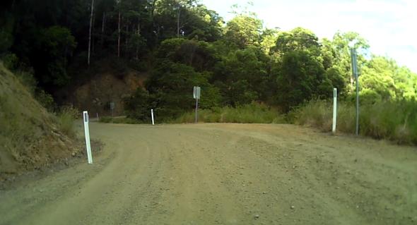 Mt Nebo Goat Track