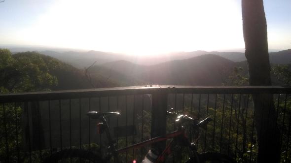 Westridge lookout Mt Nebo