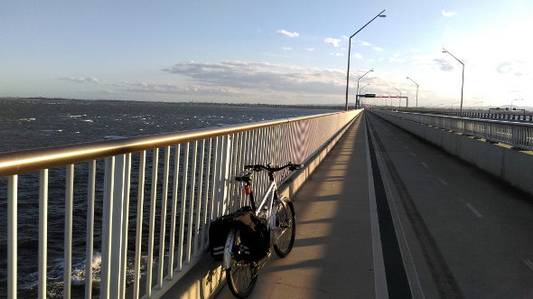 Ted Smout Bridge Redcliffe