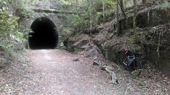 Dularcha railway tunnel