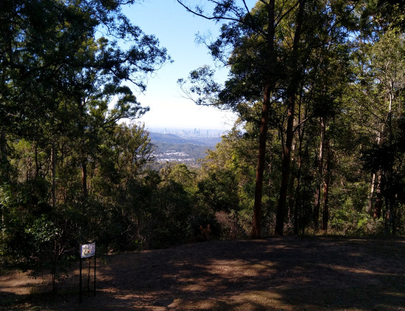 Camp Mountain Brisbane city views
