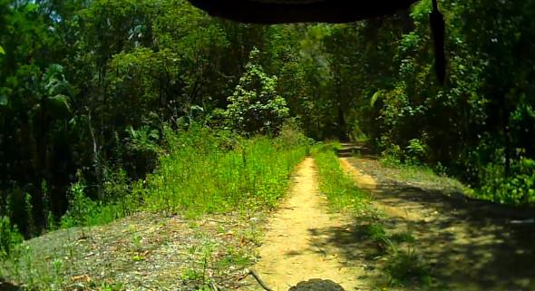 Bracalba running trails