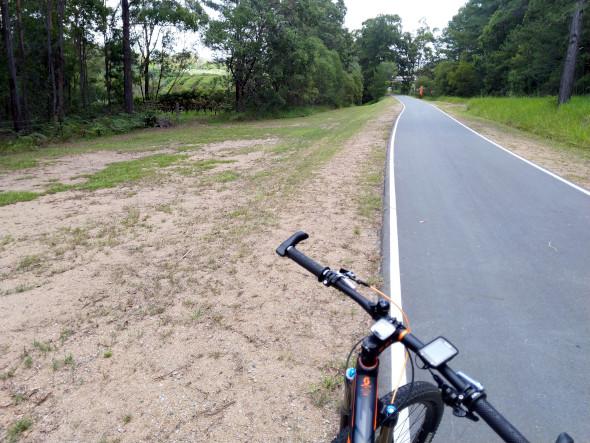 new Caboolture Wamuran rail trail