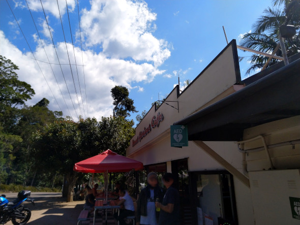 Mt Glorious cafe Queensland