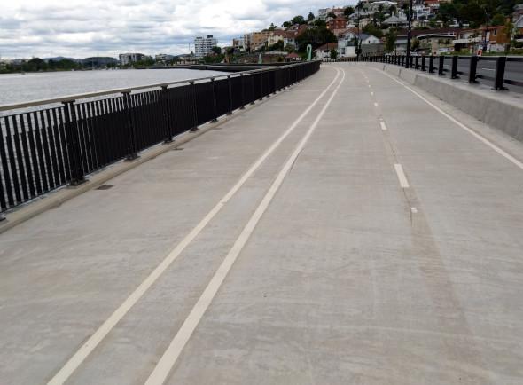 Kingsford-Smith Dve bikeway