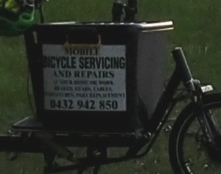 Contact mobile bike repairs Kedron Book bikeway Brisbane