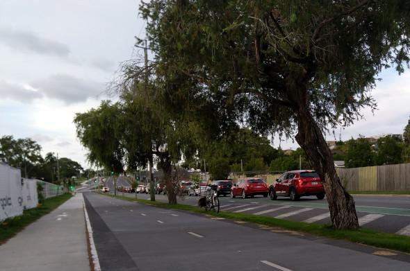 North Brisbane bikeway
