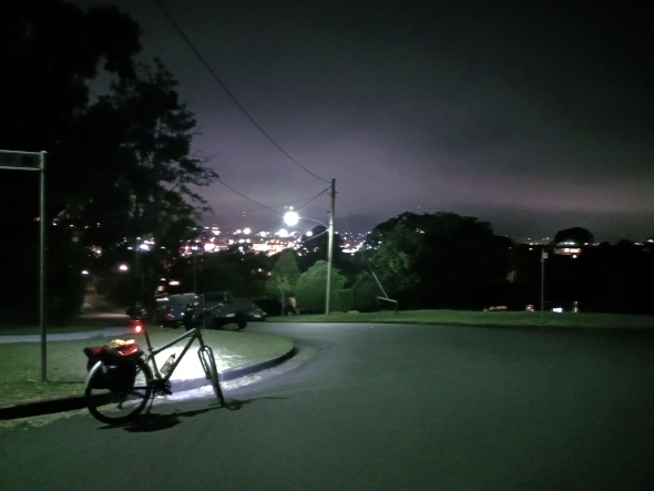 Bicycle commute Brisbane northside