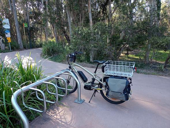 Yuba Boda Boda cargo bike